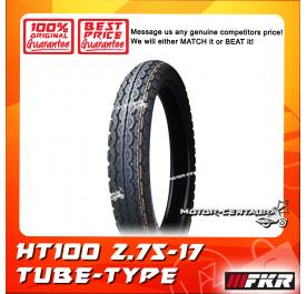 FKR TUBE-TYPE TYRE HT100 EPSILON 2.75-17