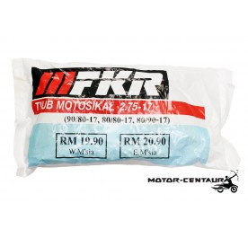 FKR TUBE 2.75-17, 90/80-17, 80/80-17, 80/90-17