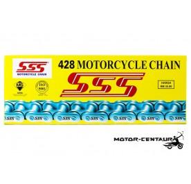 SSS CHAIN 428 X 112L