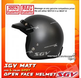 SGV HELMET MATT GREY