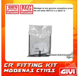 GIVI CENTRE CASE FITTING KIT CR MODENAS CT115S