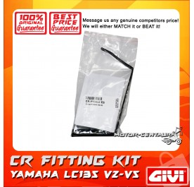 GIVI CENTRE CASE FITTING KIT CR YAMAHA Y135LC ES