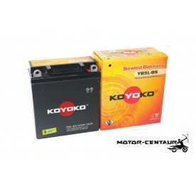 KOYOKO GEL BATTERY YB5L-BS