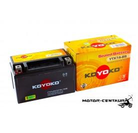 KOYOKO GEL BATTERY YTX7A-BS