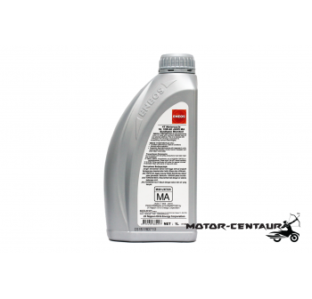 ENEOS SYNTHETIC BLEND 4T ENGINE LUBRICANT SAE10W40 MA 1L