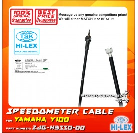 TSK SPEEDOMETER CABLE 2JG-83550-00 YAMAHA FOR Y100 SRE