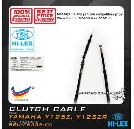 TSK CLUTCH CABLE 5BU-F6335-00 FOR YAMAHA Y125Z