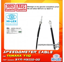 TSK SPEEDOMETER CABLE 3YR-H3550-00 FOR YAMAHA Y110