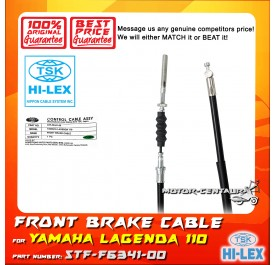 TSK FRONT BRAKE CABLE 5TF-F6341-00 FOR YAMAHA LAGENDA 110