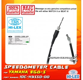 TSK SPEEDOMETER CABLE 10C-H3550-00 FOR YAMAHA EGO-S