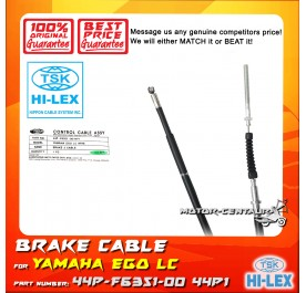 TSK FRONT BRAKE CABLE 44P-F6351-00 FOR YAMAHA EGO LC 44P
