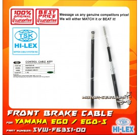 TSK FRONT BRAKE CABLE 5VW-F6351-00 FOR YAMAHA EGO 5VW