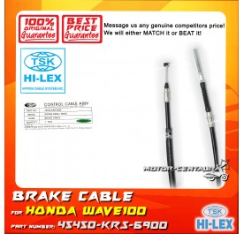 TSK BRAKE CABLE 45450-KRS-6900 FOR HONDA WAVE KRSS