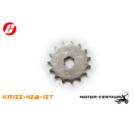 CHEANG FRONT SPROCKET KRISS 428 15T