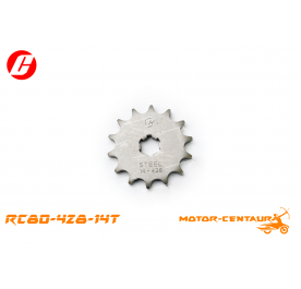 CHEANG FRONT SPROCKET RC80 428 14T