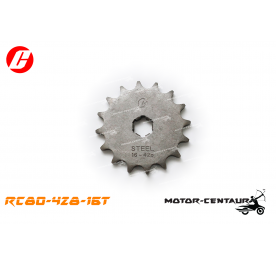 CHEANG FRONT SPROCKET RC80 428 16T