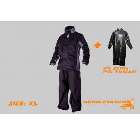 GIVI RRS07 RAINCOAT XL + RAINBOW PVC FREE SIZE RAINCOAT
