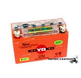 KOYOKO G2 NANOGEL BATTERY YT7B-4