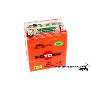 KOYOKO G2 NANOGEL BATTERY YTZ8