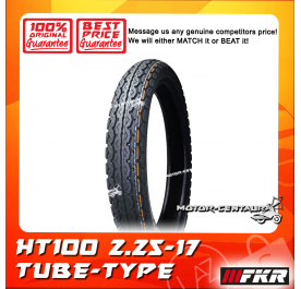 FKR TUBE-TYPE TYRE HT100 EPSILON 2.25-17