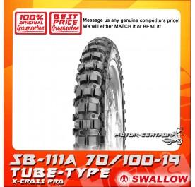 SWALLOW TYRE SB111A X-CROSS PRO 70/100-19