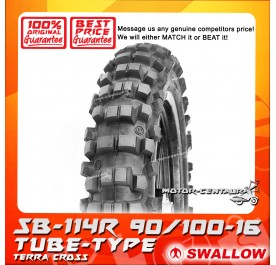 SWALLOW TYRE SB114R TERRA CROSS 90/100-16