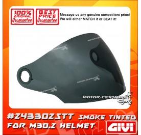GIVI VISOR FOR M30.2 HELMET (#Z43302STT) SMOKE TINTED