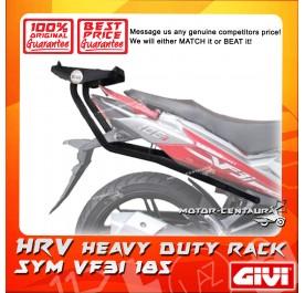 GIVI HEAVY DUTY RACK HRV SYM VF3I 185