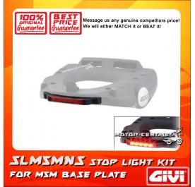 GIVI STOP LIGHT KIT FOR M5M BASE PLATE #SLM5MNS