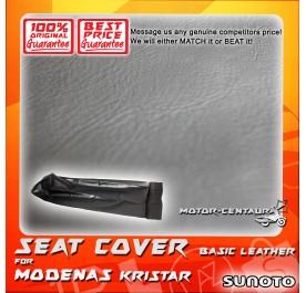 SUNOTO SEAT COVER [BASIC] MODENAS KRISTAR BLACK