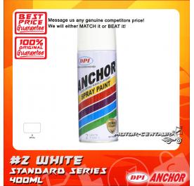 ANCHOR SPRAY [2] WHITE 400ML