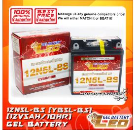 LEO GEL BATTERY 12N5L-BS (YB5L-BS)