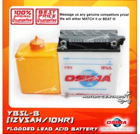 OSIMA FLOODED CELLS LEAD ACID BATTERY YB5L-B