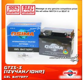 OSIMA GEL BATTERY GTZ5-S