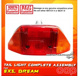 AAP TAIL LIGHT ASSY (COMPLETE) EX5 / DREAM