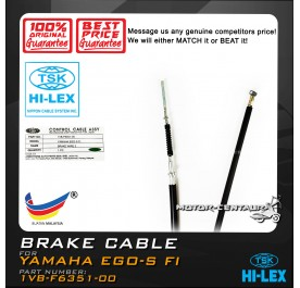 TSK FRONT BRAKE CABLE 1VB-F6351-00 YAMAHA EGO-S FI