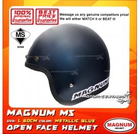 MAGNUM HELMET M5 BLUE L