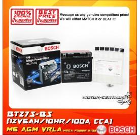 BOSCH VRLA AGM BATTERY M6 MEGA POWER RIDE BTZ7S-BS (YTZ7S/0092M67006)