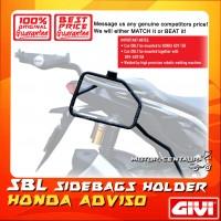 GIVI SIDEBAG HOLDER SBL HONDA ADV 150