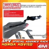 GIVI SPECIAL RACK SRV HONDA ADV 150