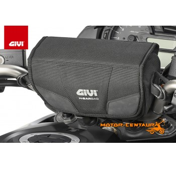 GIVI UNIVERSAL MAGNETIC HANDLEBAR POUCH T516 3 LITRE