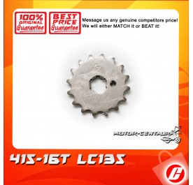 CHEANG FRONT SPROCKET LC135 428-16T