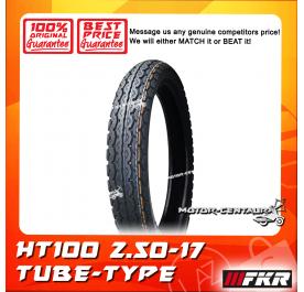 FKR TUBE-TYPE TYRE HT100 EPSILON 2.50-17