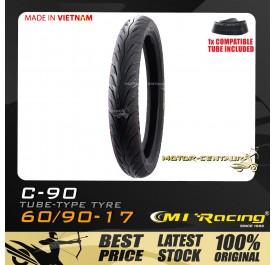 CMI RACING TYRE C90 60/90-17 + TUBES