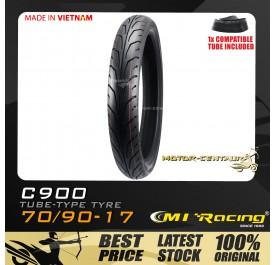 CMI RACING TYRE C900 70/90-17 + TUBE