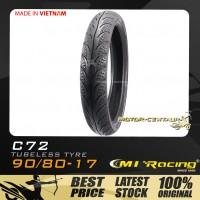 CMI RACING TUBELESS TYRE C72 90/80-17