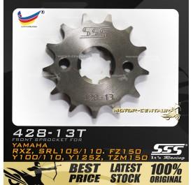 SSS FRONT SPROCKET STEEL RXZ 428-13T