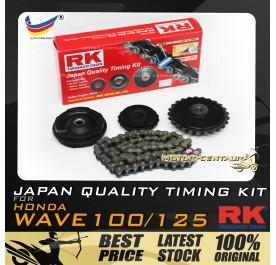 RK TIMING KIT 25HS X 88L HONDA WAVE100/125