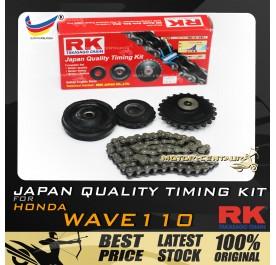 RK TIMING KIT 25HS X 90L HONDA WAVE110 (KWB)