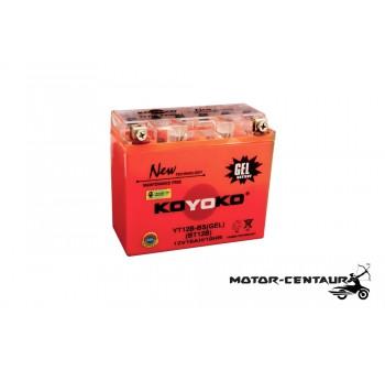 KOYOKO G2 NANOGEL BATTERY YT12B-BS